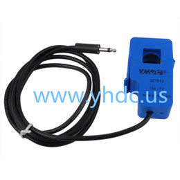 Wholesale SCT013 Input A Output V Suspension type Split Core Current Sensor AC Current Transformer Test Current
