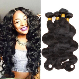 Best Selling Hair Wefts In Dunhuang 4Pcs Per Lot 8A Peruvian Hair Body Wave Cheap Human Hair Weave Peruvian Body Wave 4 Bundles