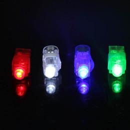 Promotion laser conduit doigts Sticks Kids Dance Party Light-Up Toys Flash Light Emitting Laser Light LED Bague brillant Toy Livraison gratuite ZA1180