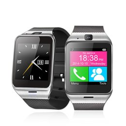 Wholesale Fashion Aplus Smart Watch GV18 Support Micro SIM Card NFC Communication Bluetooth Clock mAh