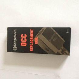Wholesale Best KangerTech OCC Coil Replacement ohm fit Kanger Subtank Mini Nano Plus V2 Electronic Cigarette Atomizers