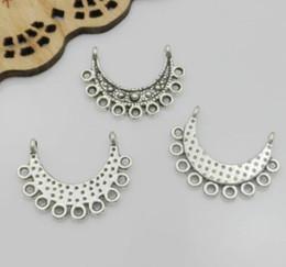 300Pcs Tibetan Silver Connectors Pendant Charms For Jewelry Making Bracelet 16x21mm Free