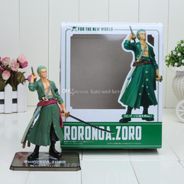Anime Cartoon Roronoa One Piece Zoro Eternal After 2 Years Calendar PVC Figure Aciton in box approx 14cm