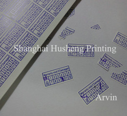 8*15mm ! USD 16 for 500 pieces warranty Friable paper screw VOID tamper-proof sticker label for computer phone repair store