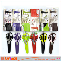 Wholesale Kitchen Shears Take Apart for Cleaning Chef s Scissors in Multi Purpose Utensils with Magnetic Holder From The Artful Homemaker