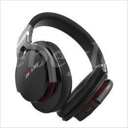 Wholesale ZEALOT B5 Wireless Bluetooth Headphone Best Quality Bluetooth MP3 Phone Call TF Card Support Audio FM Three Colors
