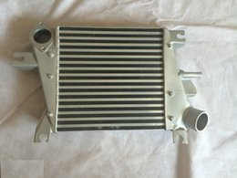 Wholesale CR Racing Store Aluminum Car Intercooler for NISSAN X TRAIL OEM ES61A ES60A