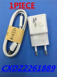 Wholesale One piece EUB IN1 fast data charger FOR samsung S4 S6 S7 sony HTC no profit