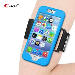 Waterproof Sports Running Case Armband Running bag Workout Armband Holder Pounch For iphone Cell Mobile Phone Arm Bag Band