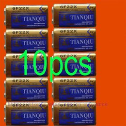 Wholesale Batteries Primary Dry Batteries X F22 F22X LR61 Heavy Duty Battery V battery acer aspire