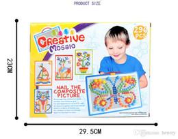Wholesale How - how creative combination puzzle mushroom nail nails   296 mushroom nail fight inserted intelligence toys