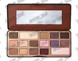 Wholesale Factory Direct DHL New Makeup Chocolate Bar Eyeshadow Palette Colors Eyeshadow g
