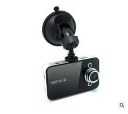 Wholesale car dvr K6000 driving recorder HD inch P wide angle auto insurance gifts custom automotive supplies