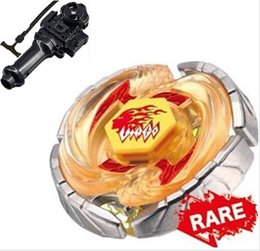 Wholesale Beyblade anubius top Metal fusion Fight BB Earth Virgo GB145BS D Toys Launcher brinquedos fury peonza juguete