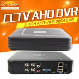 Wholesale Mini HD P P Recording Ch AHD NH N Or H Analog DVR Video CCTV Channel AHD Digital Video Recorder HDMI Output