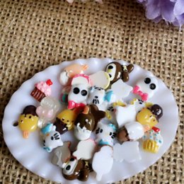Wholesale 50pc Assorted mm Candy Resin D Nail Art Sweet Cake Flat Back Resin Cabochons Nail Art Deco