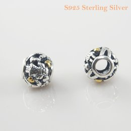 Fits Original Pandora Bracelets & Bangles FAMILY CHARM DIY Beads Real Solid 925 Sterling Silver Not Plated