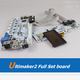 UM2 Ultimaker 3D Printer Machine Full Set Main Board LCD Display Control For Ultimaker 3D Printers
