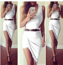 Sexy night club dresses sleeveless NIGHT CLUB dresses for women Europe and America new fashion dresses