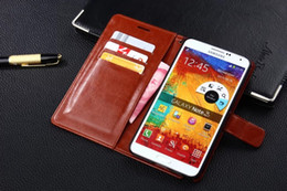 For Samsung Note 3 Case Cover 2016 Luxury Original Cute Hard Flip Phone Wallet Leather Case For Samsung Galaxy Note 3 N9000