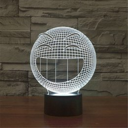Wholesale Hot LED Table Lamp Avatar Wink Bedroom Night Light Acrylic Nightlight Dark World Of Home Decoration Light