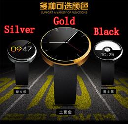 Sony smartband en Ligne-Montre Smart Watch DM360 Bluetooth Smartwatch Moniteur de fréquence cardiaque Sport Smartband étanche pour iPhone 6 Plus 5S 5 Samsung S6 S5 Note4 HTC Sony
