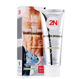 Wholesale 1PCS Powerful stronger N cream MEN muscle strong anti cellulite fat burning cream slimming gel for abdominals weight loss