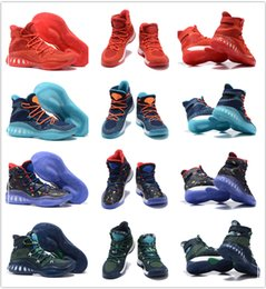 Wholesale 2016 Andrew Wiggins Crazy Explosive Boost Basketball Shoes J Wall Boots Man Primeknit Design Crazy Explosive PE AW Crazylight Boost