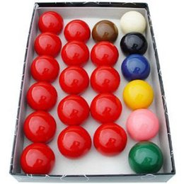 Wholesale New Snooker Balls Regulation Standard quot Full Set Piece cm