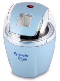 Home ice cream machine caple 510 tool fully automatic home soft ice cream machine ice cream equipment fruit child
