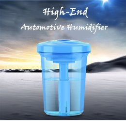 Wholesale Mini Car Humidifier Multicolor Small Portable Purifier Car Humidifier Aromatherapy Car Air Purification Dedicated USB Humidifier