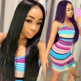 brazilian human hair glueless full lace wigs human hair wigs for black women with baby hair