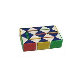 Wholesale Educational Intelligence D Assembly Puzzle Intelligence Assembly Puzzle Toy For Bady Magic Toy Twist Snake Cube Toys