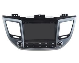 Consola gris en venta-MAISUN reproductor de DVD android media player dvd / audio para 2015 Hyundai IX35 2015 coche audio vedio entretenimiento navegación