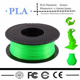 Wholesale News Createbot D printer filament PLA mm mm kg plastic Rubber Consumables Material colors Optional