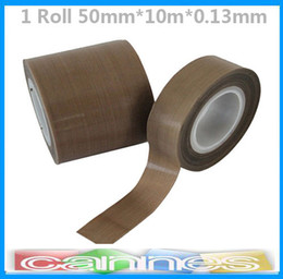 Wholesale Roll mm m mm PTFE Teflon Adhesive Tape Cloth Hi Temp Insulate