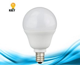 4W E12 E14 G45 H80.4mm LED bulb plastic+aluminum lamp milk cover light mini bulb