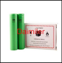 Wholesale 100 Authentic vtc3 VTC4 vtc5 mah batteries li ion battery for sony vct4 V A battery UPS TNT Fedex