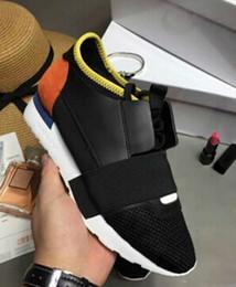6 couleurs Top Qualité européenne Mode Marque Chaussures Mesh Chaussures Femmes Respirant Outdoor chaussures de sport des hommes courir baskets à partir de la mode en plein air européen fabricateur
