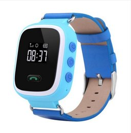 Kid Smart Watch Wristwatch SOS Call GPS Location Q60 smartwatchs Device Tracker for Kid Safe Anti Lost Monitor Baby Gift