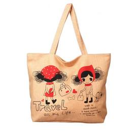 Promotion toile grand sac à main Designer Marque gros-célèbre sac à main de haute qualité Femmes Femme Toile Sacs fourre-tout à main Mode féminine Big Shoulder Bag Messenger Bolso