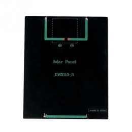 Wholesale Grade Polycrystalline Silicon Solar Energy Module Panel photovoltaic power home W V Black New