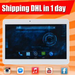 Wholesale 10 Inch MTK6572 G Android Phone Tablet PC GB RAM GB Bluetooth GPS WiFi Phablet Dual SIM unlocked