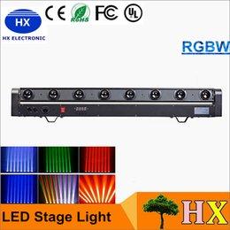 Wholesale 2016 New Head led moving head DMX stage lighting x12W RGBW IN1 LED DJ equipment Beam Light years warranty