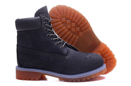 Wholesale 2016 New Arrival Boots Classic High help Mens Kids Best Leather Children Youth S Fashion Outdoor Work Casual The ash Shoes Size