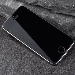 High Transparency Phone Screen Protectors Ultra Thin 4H Anti-Scratch Screen Film for iphone 7 7Plus 6S 5s 4S