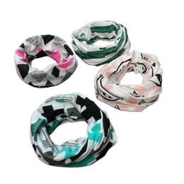 Gros Garçons Filles Kids Baby Ring Echarpe Nouveau Cute Cotton Echarpes Wraps Cartoon Animal Striped Enfants Bébés Enfant Accessoires à partir de foulards gros anneaux fabricateur