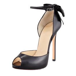 2017 ZK shoes women fashionable stiletto high heels dress party shoes super high heel sandals ankle wrap size EU34~45