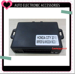 When lock  unlock the car:car safety electronic accessary for HONDA CITY 2015 Windows & Mirror close open automatically