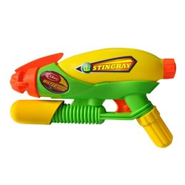 Wholesale Hot Summer Kids Toy Cikoo Children s Water Gun Outdoor Swimming Beach Plastic Gun Ultra long Range ML High Pressure Toys Gun
